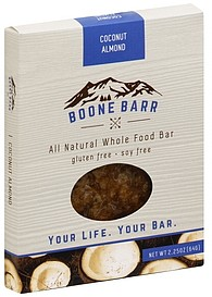 Boone Barr Food Bar
