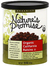 Nature's Promise Raisins