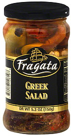 Fragata Greek Salad