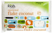 Lowes Foods Coconut