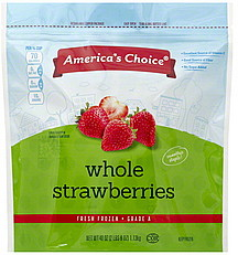 Americas Choice Strawberries