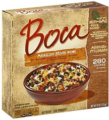 Boca Mexican Style Bowl