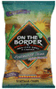 On The Border Tortilla Chips