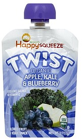 Happy Squeeze Blended Fruit & Veggie Snack