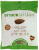 Snacktrition Almonds