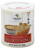 Vegetable Shortening