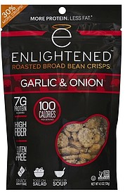 Enlightened Broad Bean Crisps