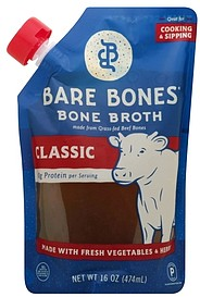 Bare Bones Bone Broth