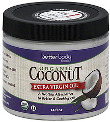 BetterBody Foods Coconut