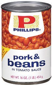 Phillips Pork & Beans