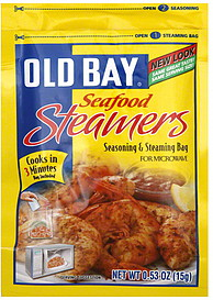 Old Bay Seafood Steamers
