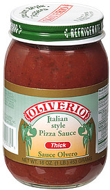 Oliverio Pizza Sauce