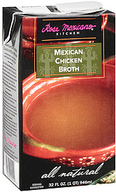 Rosa Mexicano Kitchen Broth