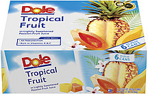 Dole Canned Fruit Tropical Mixed Fruit