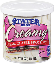Stater Bros. Creamy Frosting