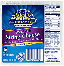 Image result for string cheese label