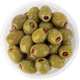 Mt. Athos Olives with Red Peppers