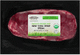 Organic Prairie Frozen Grassfed Organic Beef New York Strip Steak