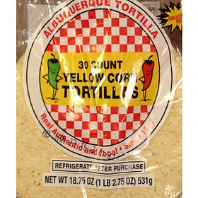 Albuquerque Tortilla(Tm) Tortillas